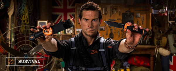 bear grylls knives
