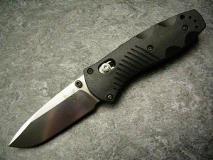 Benchmade 585 Mini Barrage Review