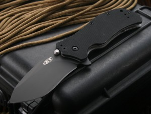 Zero Tolerance G10 Handle with Speed Safe