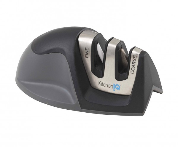 KitchenIQ 5009 Edge Grip 2 Stage Knife Sharpener